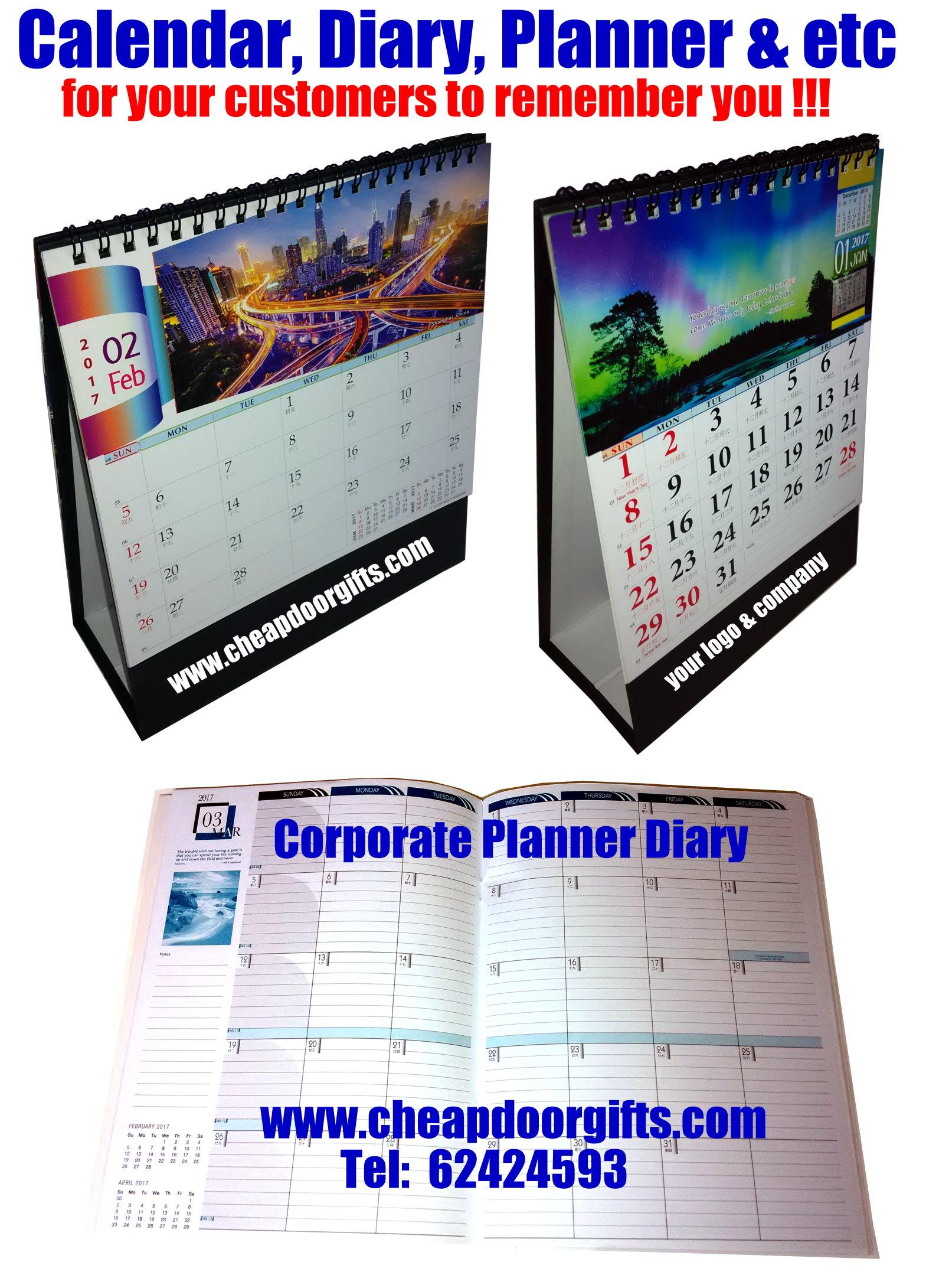 Minicalendar greeting cards calendar ang pow diary cny orange mini calendar very popular kristyandbryce Images
